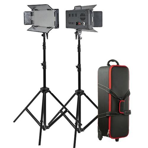 lowest price 11e74 502f8 Godox LED 500 Light Kit